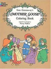 Kate Greenaway\'s Mother Goose Coloring Book