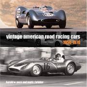 Vintage American Road Racing Cars, 1950-1970