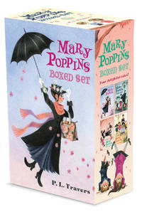Mary Poppins Boxed Set