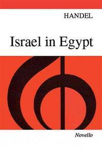 G. F. Handel: Israel In Egypt Vocal Score (Music Sales America)