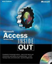 Microsoft Access Version 2002 Inside Out (Cpg Inside Out)