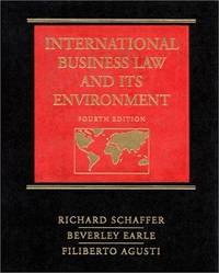 image of International Business Law and Its Environment
