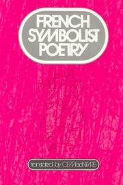 French Symbolist Poetry, Bilingual edition (CAL 21)