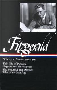 F. Scott Fitzgerald :  Novels 1920-1922