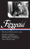 image of F. Scott Fitzgerald: Novels and Stories 1920-1922: This Side of Paradise / Flappers and Philosophers / The Beautiful and the Damned / Tales of the Jazz Age (Library of America)