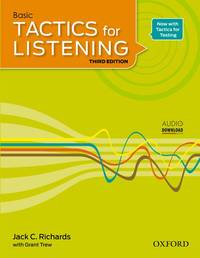 TACTICS FOR LISTENING 3E BASIC SB