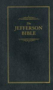 image of The Jefferson Bible: The Life and Morals of Jesus of Nazareth (Little Books of Wisdom)