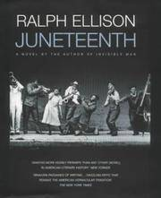 Juneteenth by  Ralph Ellison - First Edition - 1999 - from The Book and Record Bar (SKU: BRB14)