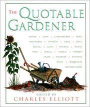 The Quotable Gardener