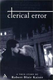 Clerical Error: A True Story