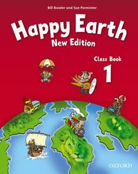 Happy Earth: 1: Class Book