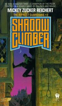 Shadow Climber (The Bifrost Guardians #2)