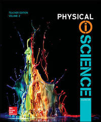 McGraw Hill Education Physical Science Teacher Edition Volume 2