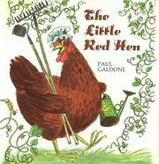 image of The Little Red Hen Big Book
