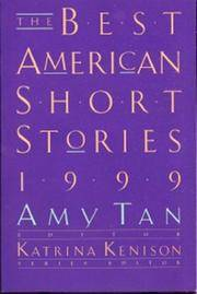 Best American Short Stories 1999, The
