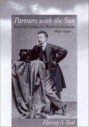 image of Partners With the Sun: South Carolina Photographers, 1840-1940