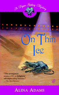 On Thin Ice ( A Figure Skating Mystery )