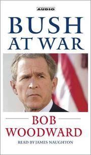 image of Bush At War. [Audio Book] Read by James Naughton