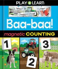 Baa-baa! Magnetic Counting (Play & Learn)