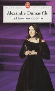image of La Dame Aux Camelias (Classiques de Poche) (French Edition)
