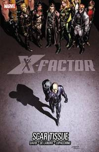 X-Factor Volume 12: Scar Tissue (X-Factor (Numbered))