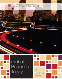 Global Business Today William Hernández Requejo and
