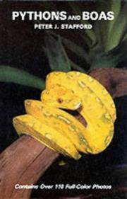 Pythons and Boas