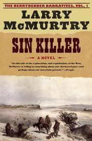 image of Sin Killer: A Novel (1) (Berrybender Narratives)