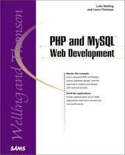 PHP and MySQL Web Development by  Laura  Luke; Thomson - Paperback - from CambridgeBookstore and Biblio.co.uk