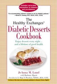 The Healthy Exchanges Diabetic Desserts Cookbook