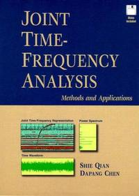Joint Time-Frequency Analysis: Method and Application (Bk/Disk)