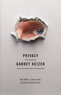 Privacy - Advance Copy