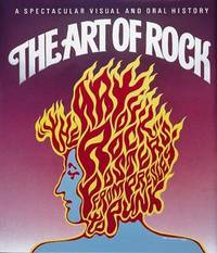 image of The Art of Rock: Posters from Presley to Punk