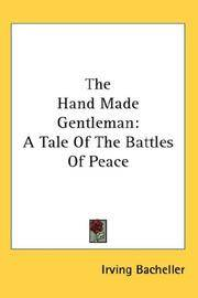 The Hand-Made Gentleman