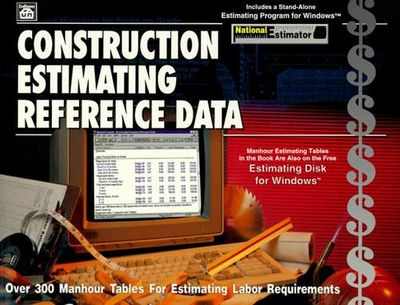Construction Estimating Reference Data by Ed Sarviel - Paperback - from  Cloud 9 Books and Biblio co nz