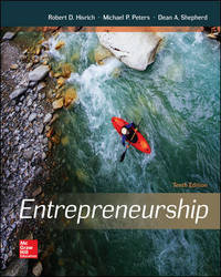 ENTREPRENEURSHIP (10th US Edition)