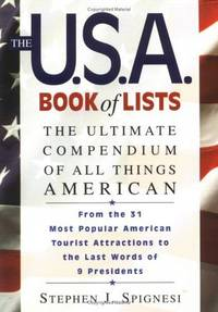 The U.S.A. Book of Lists: The Ultimate Compendium of All Things American