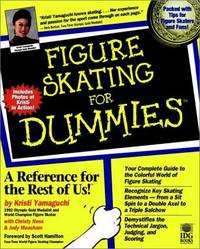 Figure Skating For Dummies Yamaguchi, Kristi and Hamilton, Scott