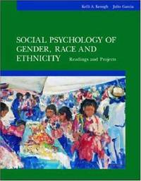 Social Psychology of Gender, Race and Ethnicity