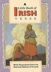 image of A Little Book of Irish Verse