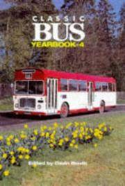 image of Classic Bus Yearbook: No. 4