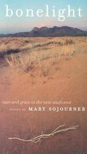image of Bonelight: Ruin and Grace in the New Southwest (Environmental Arts_Humanities S.)