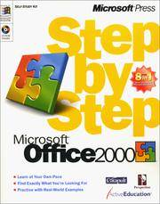 Office 2000 Step By Step