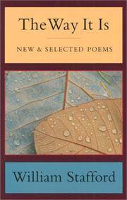 Way It Is - New and Selected Poems