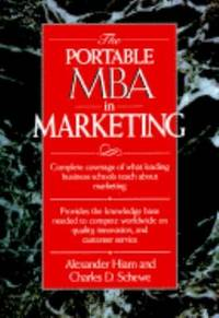 Portable MBA In Marketing, The