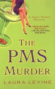 The PMS Murder (Jaine Austen Mysteries)
