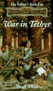 War in Tethyr (Forgotten Realms: The Nobles #2)