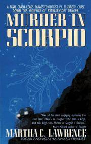 Murder In Scorpio (An Elizabeth Chase Mystery)