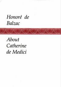 image of About Catherine De Medici