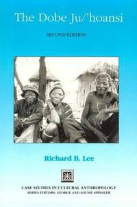 THE DOBE JU HOANSI RICHARD LEE EPUB DOWNLOAD